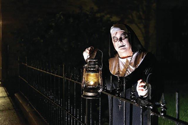Ghost Tours of Troy returns for another year of frightening fun for charity on Oct. 25-26.