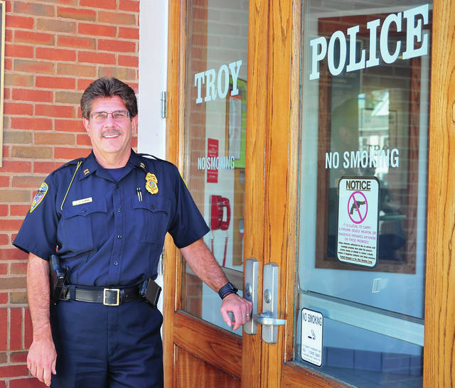 Troy Police Captain Joe Long will be hanging up his badge later this month.