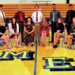 Miami East announces homecoming court