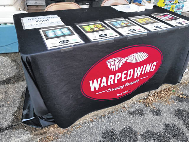 Courtesy photo In addition to the costume contest, the festival will also feature food trucks, beer from Warped Wing Brewery, and live music by Dayton-based classic rock band the Big WAZU.