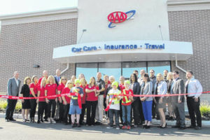 AAA Car Care location celebrates opening