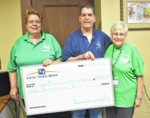 TMCS receives donation for programs