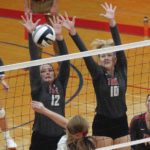 Troy volleyball finishes with share of MVL title with win over Piqua