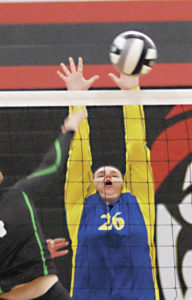 Lehman Catholic spikers advance; Covington falls to Fairlawn