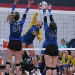 Fairlawn volleyball stuns Lehman Catholic in five sets in Covington D-IV district semifinal