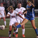 Lehman Catholic girls soccer advances with 5-0 win