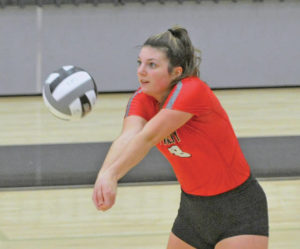 Troy volleyball rallies from 2-0 deficit, advances to district final