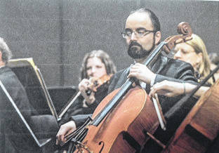 Provided photo The Friends of the Piqua Public Library will present their Seventh annual Holiday Cabaret at 8 p.m. Sunday, Nov. 24th in the Grand Ballroom of the Fort Piqua Plaza with the Springfield Symphony Orchestra and featuring Piqua's Tom Richard as vocalist.