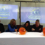 2 Cavs sign letters of intent