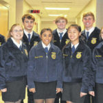 FFA competes in county, district contests