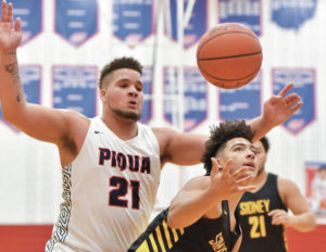 Piqua boys fall to Sidney in MVL action