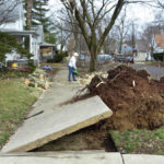 Storm being assessed, clean-up begins