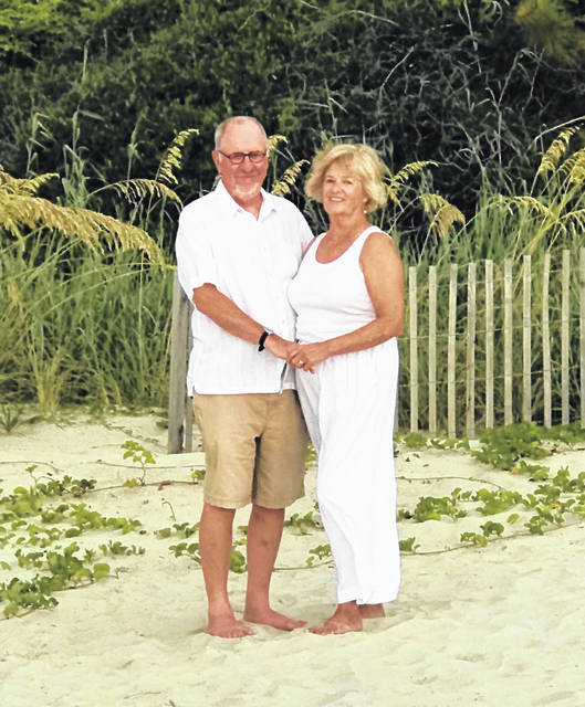 Provided photo Alan and Cecelia Turnbull celebrated their 50th wedding anniversary on Jan. 10.
