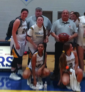 McMahon gets 100th victory; Edison State teams sweep Cuyahoga