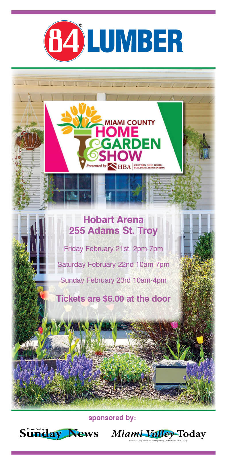 2020 Miami County Home & Garden Show