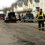 Child in serious condition following crash