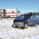Miami East student injured in afternoon crash