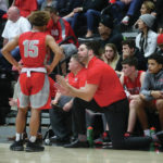 Troy boys' season ends in tournament loss to Carroll, 52-35
