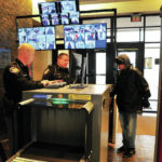 Safety Building security upgrades take effect