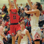 Milton-Union tops Madison, 55-45; advances to first district final since 1999