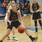 Earhart's big game leads Troy Christian past Bradford girls; Newton falls to Franklin Monroe