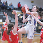 Lehman Catholic girls stunned by Houston in Sidney D-IV sectional action