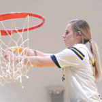 Edison State women's basketball gets their 'share'; Lady Chargers get first conference title in school's history; Edison State men fall to Lakeland