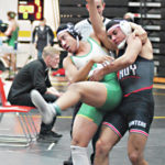 D-I wrestling postponed until Sunday; Quintero, Reaves-Hicks advance to semifinals