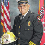 Sullenberger retires from Christiansburg Fire Co.