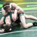 Covington wrestlers beat weather, Greenville; improve to 20-4 in duals