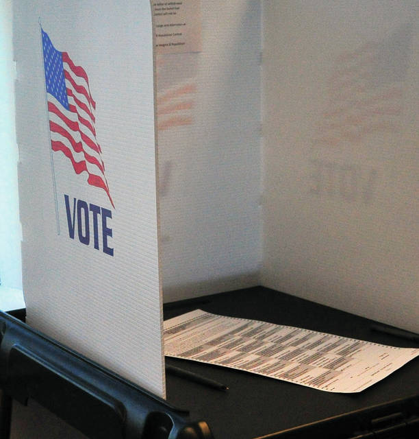 The Miami County Board of Elections is seeing a large upturn in early voting due, in part, to the coronavirus scare.