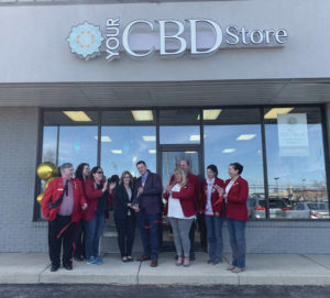 'Your CBD Store' opens in Troy
