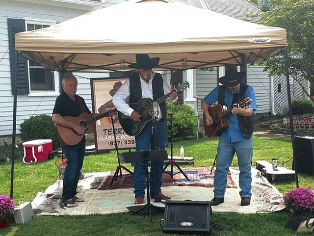 Provided art A band plays at a previous PorchFest in Troy.