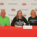 Troy's Borchers signs with Eagles: Three-sport athlete to row for Eastern Michigan