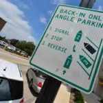 Troy to test reverse angle parking
