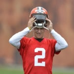 Browns' Manziel says 'Johnny Football' overtook him