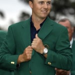 Spieth a young man with a keen sense of history