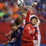 Wambach has US teammates' support for yellow card criticism