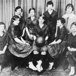 1925 Port William High girls basketball