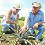 Living crops, hands-on learning