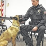 K9 Karson 'signs' book deal