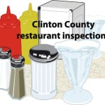 Several communities' restaurants inspected