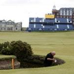 An early start on a major test at St. Andrews
