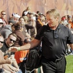 Jon Gruden worries about present, future of youth sports