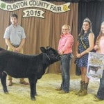 Junior Fair Beef Show winners include …