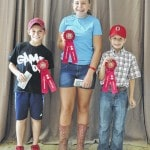 Livestock Judging winners: Junior