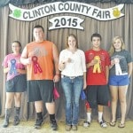 Palmateer tops in senior livestock judging