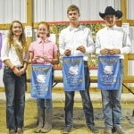 2015 Turkey Show winners