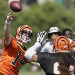 Bengals want Dalton to be more of a leader this year