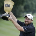 Lowry introduces himself on world stage with Bridgestone win